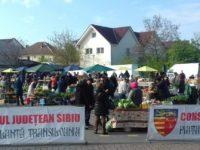 Producătorii interesați să vândă în Piața Transilvania își pot depune dosarele începând de marți