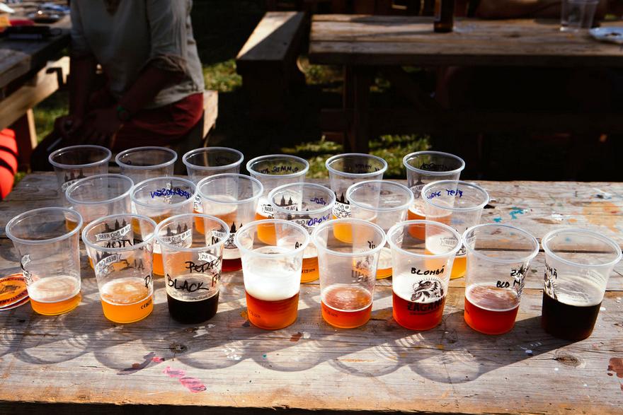 Cum a fost la primul festival dedicat berii artizanale