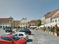 Parcarea din Piața Mică se închide parțial pentru desfășurarea Sibiu Music Fest