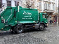 Program special pentru colectarea deșeurilor