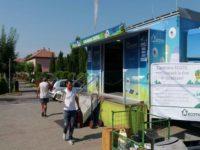Campania Stația de Reciclare ajunge în Tălmaciu, Sadu și alte trei localități din județul Sibiu