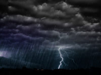 Cod galben de ploi și furtuni