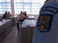 Polițiștii de la Rutieră au făcut diriginție cu șoferii Tursib