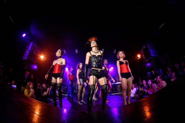 DATfest: aplauze furtunoase și cuceriri teatrale