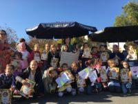 Eveniment dedicat copiilor la Piața Volantă Transilvania