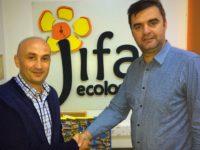 Horațiu Floca și Vasile Jugărean (JIFA)