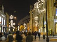 Primăria Sibiu cumpără ornamente festive de 73.000 lei. Montarea iluminatului de sărbători va începe săptămâna viitoare