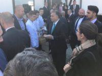 Viktor Orban: Ajutăm cu plăcere România să-și protejeze granițele de migranți