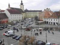 Primăria Sibiu a mai instalat o cameră web în Piața Mică