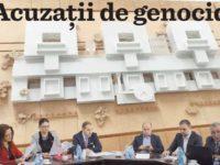 Daniela Cîmpean lansează acuzații de genocid
