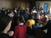Dezbateri aprinse pe tema Legii vaccinării la Sibiu   VIDEO
