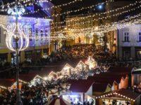 Sibiul, sub asediul turiștilor. TOT ce trebuie să știți despre Târgul de Crăciun 2017