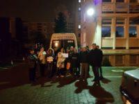 Funcționarii de la APIA Sibiu au continuat protestele. Astăzi pichetează sediul Ministerului Agriculturii! | ACTUALIZARE