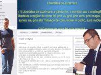 """Șeful Poliției se judecă pentru a închide grupul de Facebook """"IPJ Sibiu"""""""