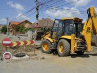 În al 12-lea ceas, Primăria Sibiu a semnat contractul pentru reparația străzilor și trotuarelor