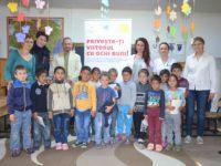 Testări oftalmologice gratuite pentru 400 de copii de pe Valea Hârtibaciului