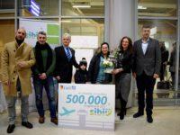 Aeroportul Internațional Sibiu a înregistrat pasagerul cu numărul 500.000