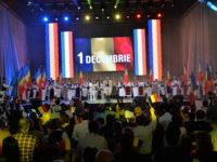 """5.000 de spectatori s-au bucurat de zece ore de spectacol la Festivalul Naţional de Folclor """"Ioan Macrea""""   GALERIE FOTO"""