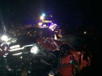 Șapte răniți într-un accident de circulație, pe drumul județean dintre Rășinari și Păltiniș | FOTO și VIDEO