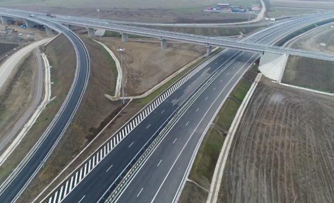 În 2021, de la Sibiu la Cluj, pe autostradă? Ce tronsoane se vor deschide în noul an?