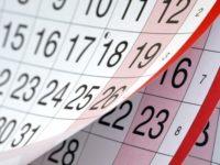 """Calendarul zilelor libere în 2018. Ce sărbători """"se pierd"""" pentru că vor cădea în weekend"""