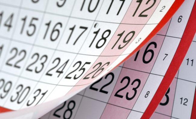 Calendar | 30 martie