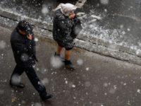 ALERTĂ ANM. Temperaturi mult mai mici faţă de cele normale, ploi și ninsori