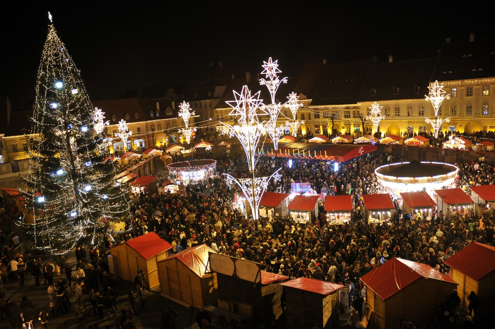 Mesagerul de Sibiu vă urează sărbători fericite!
