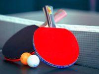 Studenții și cadrele universitare se întrec la tenis de masă