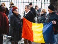 Cu Eminescu la protest