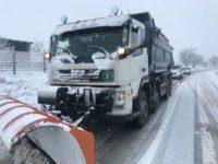 Drumarii, în alertă pe drumurile județene. În oraș, intervenția decurge mai greu | EXPLICAȚIA viceprimarului Răzvan Pop