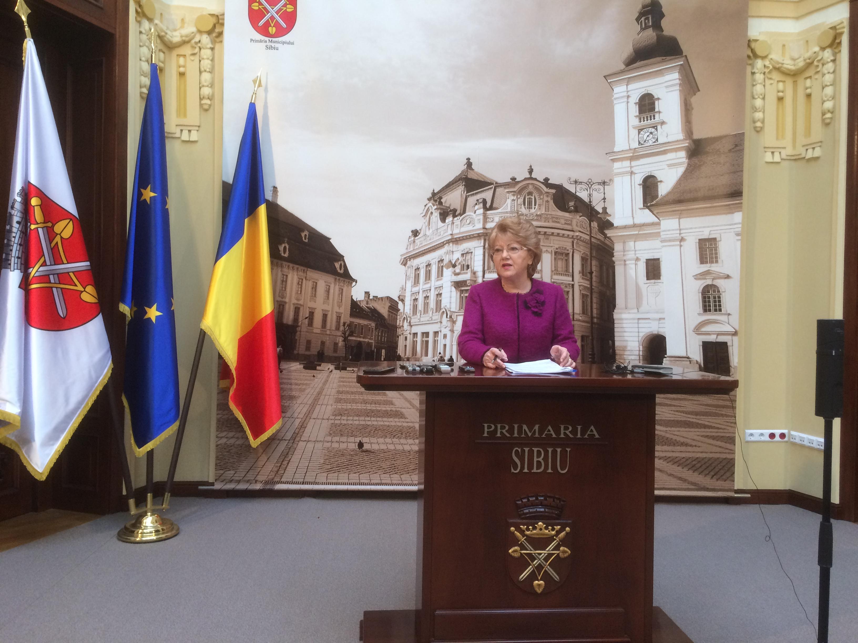 Sibiul își caută locul în Alianța Vestului