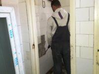 Toaletele de la spital, motiv de scandal