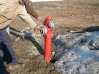 Gospodăriile vor trebui să aibă obligatoriu hidranți