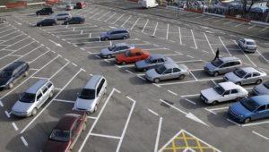 400 de locuri de parcaresub Piața Gării și Piața Cibin