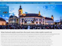 Site-ul Primăriei Sibiu, spart de HACKERI, avertizează președintele USR Sibiu