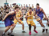 Juniorul CSU Sibiu, Victor Bogdan, pe locul 3 în clasamentul mondial la baschet 3×3