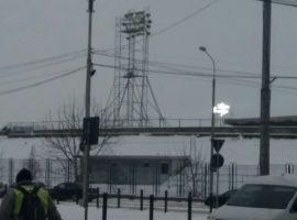 Nocturna Stadionului Municipal, în probe. Circulația în zona stadionului va fi restricționată din cauza meciului cu FCSB