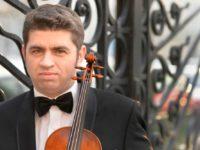Remus Azoiței revine la Sibiu, pentru un concert alături de Orchestra Filarmonicii de Stat Sibiu