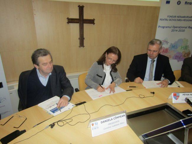 Proiecte pe fonduri europene în valoare de 52 de milioane de euro pentru două drumuri județene