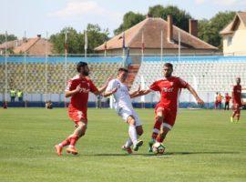 Deplasare dificilă pentru FC Hermannstadt la Arad