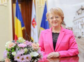 Mesajul primarului Astrid Fodor cu ocazia zilei de 8 Martie