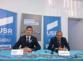 """USR și FDGR strâng semnături pentru inițiativa cetățenească """"Fără penali în funcții publice"""""""