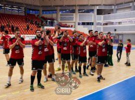 HC Sibiu primește vizita ultimei clasate