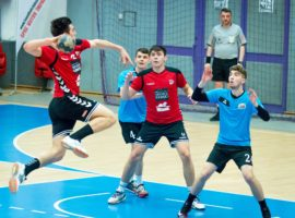 Handbal Club Sibiu obține o nouă victorie la scor pe teren propriu