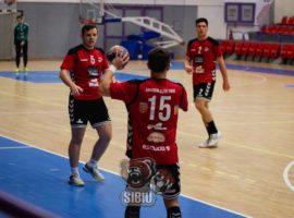HC Sibiu primește vizita U Cluj