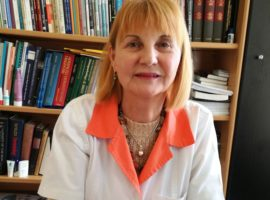 prof. univ. dr. Maria Rotaru