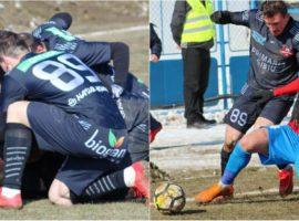 FC Hermannstadt s-a CALIFICAT în semifinalele Cupei României