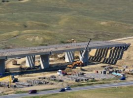 272 de milioane euro pentru construcţia autostrăzii Sebeş-Turda
