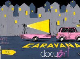 Caravana Docuart ajunge la Sibiu